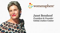 """""""Reproductive Rights and U.S Government""""  Janet Benshoof is an American human rights lawyer, and President of the Global Justice Center. She established landmark legal precedents in the U.S. […]"""