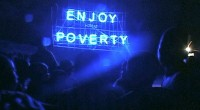 """""""Screening of Enjoy Poverty""""  Renzo Marten is a Dutch filmmaker who directed the 2008 documentary, Enjoy Poverty. For two years, Renzo Martens traveled around the Democratic Republic of […]"""