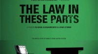 "On Sunday October 20th, acclaimed Israeli filmmaker Ra'anan Alexandrowicz will screen and discuss his recent film ""The Law in These Parts,"" winner of the Best Documentary Award at the Sundance […]"