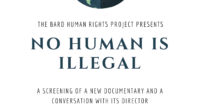DOCUMENTARY SCREENING & Q&A WITH DIRECTOR No Human Is Illegal (2018, 61 mins) Richard Ledes is the director and producer of the new film, NO HUMAN IS ILLEGAL. It is […]